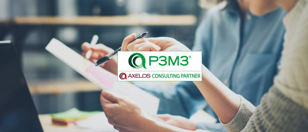 Axelos P3M3 consulting accreditation