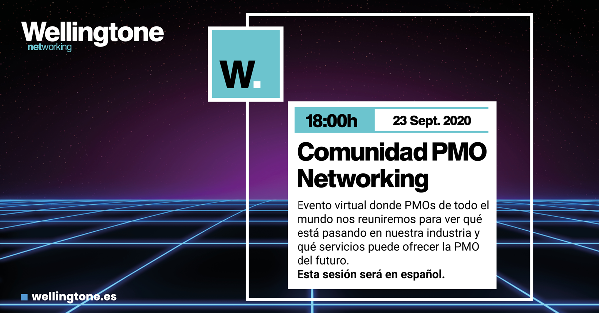 Evento Networking Comunidad PMO